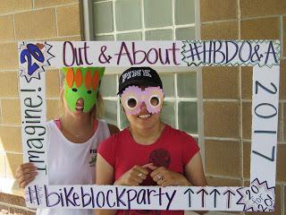 bike Block party 1