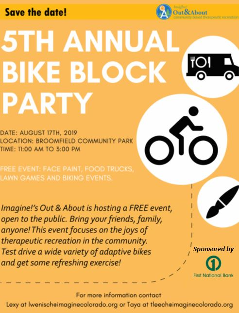 bike block party flyer