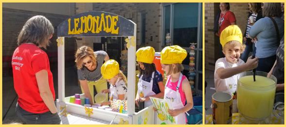 Lafayette Elementary Lemonade Stand