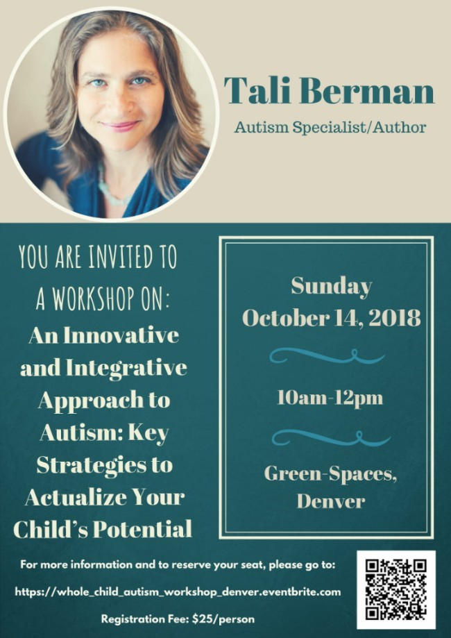 An Innovative and Integrative Approach to Autism: Key Strategies to Actualize Your Child's Potential