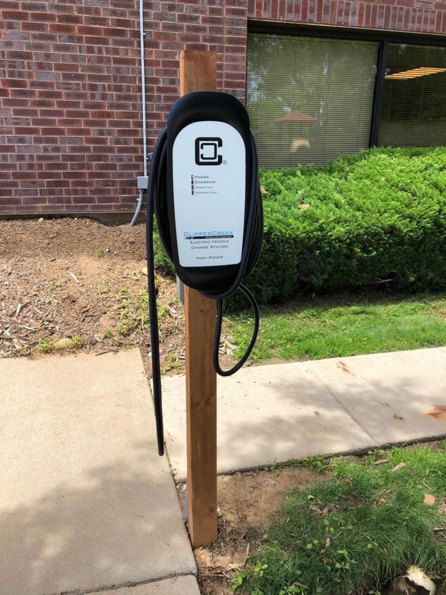 Imagine! Electric Vehicle Charging Station