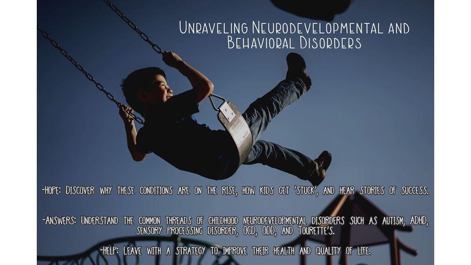 Unraveling Neurodevelopmental and Behavioral Disorders Workshop