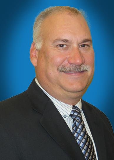 Portrait of Kevin Harding