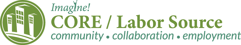 Core Labor Source Logo